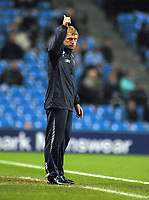 Photo: Paul Thomas.<br />Manchester City v Scunthorpe United. The FA Cup.<br />07/01/2006.<br />Man City manager Stuart Pearce.