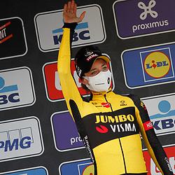 28-03-2021: Wielrennen: Gent-Wevelgem: Wevelgem  <br />Marianne Vos wint Gent-Wevelgem voor de Belgische Lotte Kopecky en Lisa Brennauer