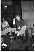 Charlie Bray,  St Moritz 1985© Copyright Photograph by Dafydd Jones 66 Stockwell Park Rd. London SW9 0DA Tel 020 7733 0108 www.dafjones.com