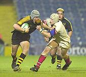 20010106 London Wasps vs Ulster Heineken Cup