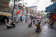 Old Quarter, Hanoi, Vietnam, Asia