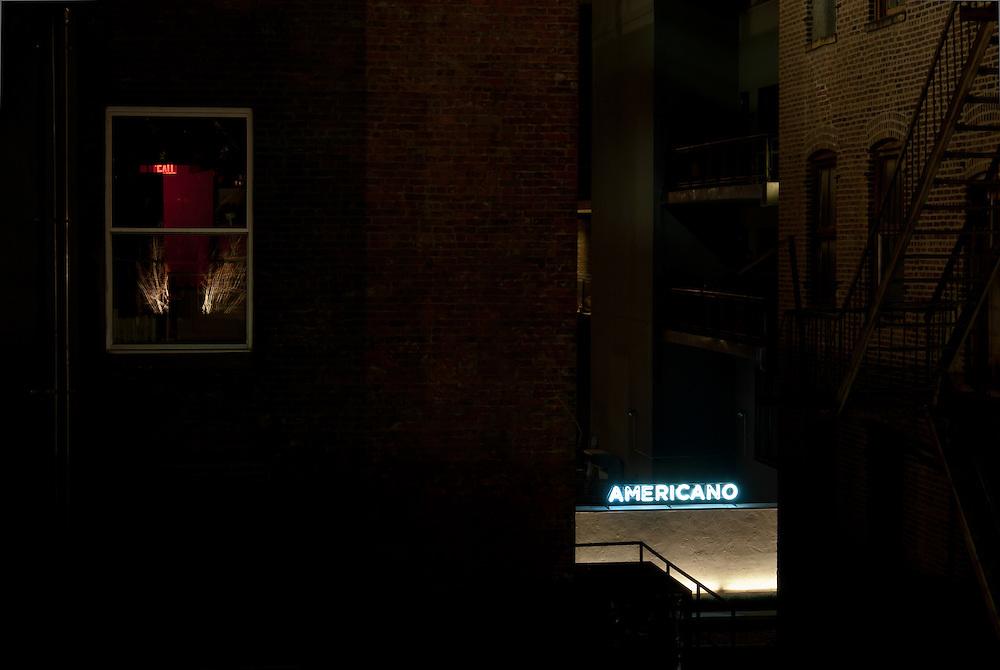 Americano Hotel, NYC