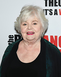 May 1, 2019 - JUNE SQUIBB attends The Big Bang Theory's Series Finale Party at the The Langham Huntington. (Credit Image: © Billy Bennight/ZUMA Wire)