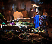 Night Market - Hyderabad, India
