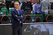 DESCRIZIONE : Beko Legabasket Serie A 2015- 2016 Dinamo Banco di Sardegna Sassari - Enel Brindisi<br /> GIOCATORE : Piero Bucchi<br /> CATEGORIA : Before Pregame Ritratto<br /> SQUADRA : Enel Brindisi<br /> EVENTO : Beko Legabasket Serie A 2015-2016<br /> GARA : Dinamo Banco di Sardegna Sassari - Enel Brindisi<br /> DATA : 18/10/2015<br /> SPORT : Pallacanestro <br /> AUTORE : Agenzia Ciamillo-Castoria/C.Atzori