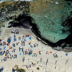 La Salinas Beach Ibiza Spain