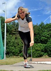 24-05-2011 ATLETIEK: TRAINING PAPENDAL: ARNHEM<br /> Dafne Schippers<br /> ©2011-FotoHoogendoorn.nl