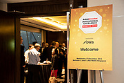 AsianInvestor Institutional Excellence Awards 2018 at the Westin hotel, in Singapore, Singapore, on 5 December 2018. Photo by Steven Lui/Studio EAST
