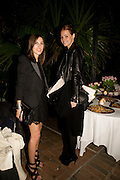SAMANTHA TRAINA; KATHERINE  KLEVELAND; , Rodarte Poolside party to show their latest collection. Hosted by Kate and Laura Muleavy, Alex de Betak and Katherine Ross.  Chateau Marmont. West  Sunset  Boulevard. Los Angeles. 21 February 2009 *** Local Caption *** -DO NOT ARCHIVE -Copyright Photograph by Dafydd Jones. 248 Clapham Rd. London SW9 0PZ. Tel 0207 820 0771. www.dafjones.com<br /> SAMANTHA TRAINA; KATHERINE  KLEVELAND; , Rodarte Poolside party to show their latest collection. Hosted by Kate and Laura Muleavy, Alex de Betak and Katherine Ross.  Chateau Marmont. West  Sunset  Boulevard. Los Angeles. 21 February 2009