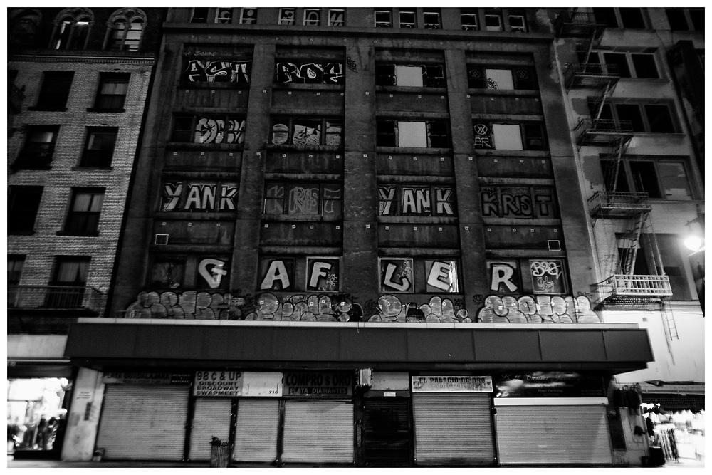 LA Noir: Downtown Los Angeles at Night