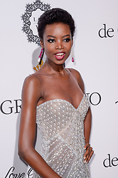 Maria Borges attending the de Grisogono party ahead the 70th Cannes Film Festival, at Eden Roc Hotel in Antibes, France on May 23, 2017. Photo Julien Reynaud/APS-Medias/ABACAPRESS.COM
