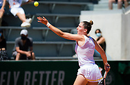 Elsa Jacquemot of France during the first round of the Roland-Garros 2021, Grand Slam tennis tournament on May 30, 2021 at Roland-Garros stadium in Paris, France - Photo Rob Prange / Spain ProSportsImages / DPPI / ProSportsImages / DPPI