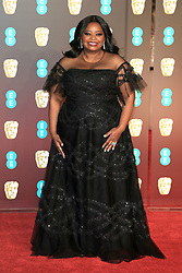 attends the EE British Academy Film Awards at the Royal Albert Hall in London, UK. 18 Feb 2018 Pictured: Octavia Spencer. Photo credit: Fred Duval / MEGA TheMegaAgency.com +1 888 505 6342