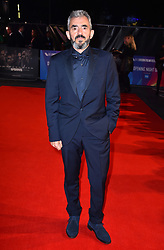 Head of Film4 Daniel Battsek arriving for the 62nd BFI London Film Festival Opening Night Gala screening of Widows held at Odeon Leicester Square, London.