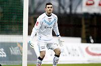 Fotball ,9. april 2012 , Adeccoligaen , 1. divisjon , Sarpsborg - Start 4-4<br /> Haraldur Bjornsson  , Sarpsborg