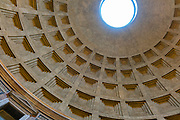 Pantheon. Images of Rome, Italy during the Christmas Holidays.