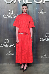 Erin O'Connor attending the Lost in Space event to celebrate the 60th anniversary of the OMEGA Speedmaster held in the Turbine Hall, Tate Modern, 25 Sumner Street, Bankside, London.