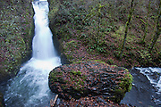 Bridal Veil  Falls, near Portland, Oregon