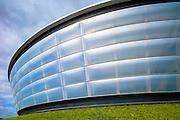 The Hydro Arena at the Scottish Exhibition and Conference Centre, SECC, venue for the Commonwealth Games in Glasgow, Scotland
