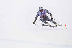 February 9, 2019 - Re, SWEDEN - 190209 Aksel Lund Svindal of Norway competes in the downhill during the FIS Alpine World Ski Championships on February 9, 2019 in re  (Credit Image: © Daniel Stiller/Bildbyran via ZUMA Press)