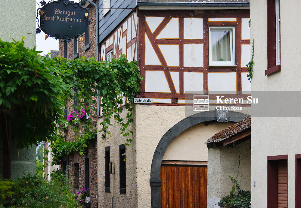 Traditional house, Koblenz area, Germany