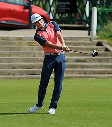 Gareth Bale - St Andrews Old Course - 20-07-2016<br /> <br /> Gareth Bale at the Old Course in St Andrews<br /> <br /> (c) David Wardle | Edinburgh Elite media
