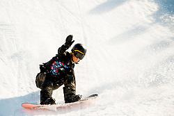 May 19, 2018 - Fornebu, NORWAY - 180519 Emil Ulsletten of Norway competes in the menÃ•s big air snowboard qualifiers during X Games Norway on May 19, 2018 in Oslo. .Photo: Vegard Wivestad GrÂ¿tt / BILDBYRN / kod VG / 170170 (Credit Image: © Vegard Wivestad Gr¯Tt/Bildbyran via ZUMA Press)