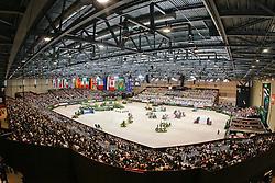 Cverview arena  Palexpo<br /> Rolex FEI World Cup Final - Geneve 2010<br /> © Dirk Caremans