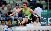 Friidrett , 9. juni 2016 , Diamond League , Bislett Games<br /> Athletics , <br /> Karsten Warholm , NOR400 m h