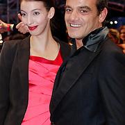 NLD/Utrecht/20121005- Gala van de Nederlandse Film 2012, Jeroen Willems en ????