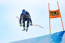 17.12.2016, Saslong, St. Christina, ITA, FIS Ski Weltcup, Groeden, Abfahrt, Herren, im Bild Valentin Giraud Moine (FRA) // Valentin Giraud Moine of France in action during the men's downhill of FIS Ski Alpine World Cup at the Saslong race course in St. Christina, Italy on 2016/12/17. EXPA Pictures © 2016, PhotoCredit: EXPA/ Johann Groder