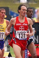 Friidrett, 05.12.2001 Stuttgart, Deutschland,<br />Leichtathlet Dieter Baumann (Archivfoto) hat von der IAAF sein Startrecht zum 22.Januar 2002 zurick erhalten. <br />Foto: Digitalsport
