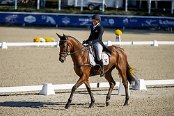 Donckers Karin, BEL, Olympic de Muze<br /> Mondial du Lion 2021<br /> © Hippo Foto - Dirk Caremans<br />  22/10/2021