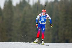 Paulina Fialkova (SVK) during Women 15km Individual at day 5 of IBU Biathlon World Cup 2018/19 Pokljuka, on December 6, 2018 in Rudno polje, Pokljuka, Pokljuka, Slovenia. Photo by Ziga Zupan / Sportida
