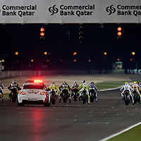 2011 MotoGP World Championship, Round 1, Losail, Qatar, 20 March 2011, MotoGP Race Start