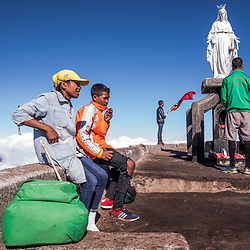 """It's been 16 years when Timor-Leste gained independence from their invasive neighbours of Indonesia to become one of the world's youngest countries. Although its capital Dili might be the brain of the country, the 'sukus' (villages) remain the nation's heart and soul. Mount Tatamailau (Mt Ramelau 2986m), the spiritual hotspot of Timor-Leste alias """"Grandfather of all""""."""
