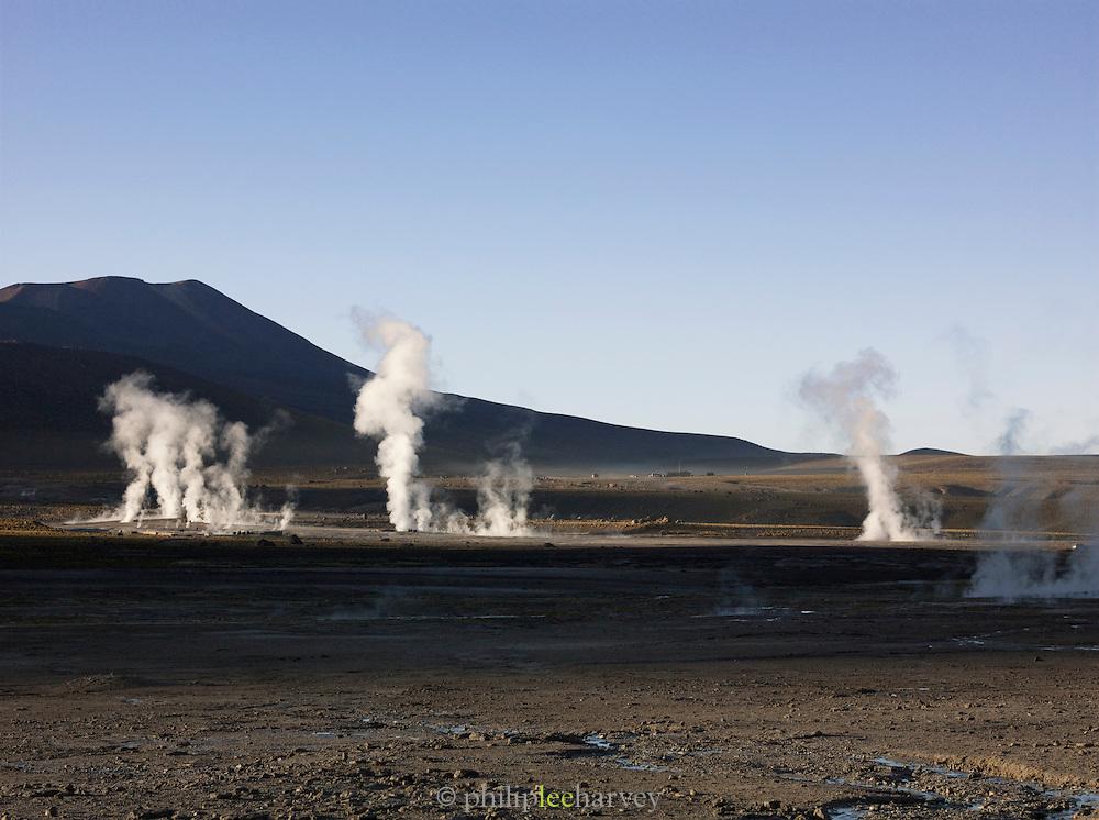 El Tatio Geyser Field, El Tatio, Atacama, Chile