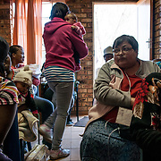 It is early morning and it's been very busy at the local physician in the rural area near Deneysville, Free State, South Africa. It is a new practice with a new location as a result that most patients must walk distances as far as 10 kilometres to eventually sit in queue for an another three hours. August 23th 2012
