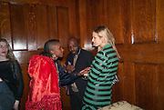 ZOE BEDAUX; DURO OLOWA; ELIZABETH VON THURN UND TAXIS, Juergen Teller: Woo, Institute of Contemporary Arts, London. 22 January 2012