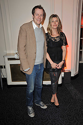 TOM & SARA PARKER-BOWLES at Quintessentially's 10th birthday party held at The Savoy Hotel, London on 13th December 2010.