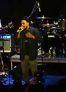 Bilal at The ROOTS Present the Jam Produced by Jill Newman Productions on March 19, 2009 held at Highline Ballroom in New York City.