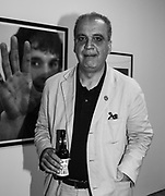 TONY NOURMAND of Reel Art Press, The Verve, photographs by Chris Floyd ... Art Bermondsey Project Space, London. 6 September 2017