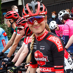 8-05-2021: Wielrennen: GP Eco Struct : Belgie: Denise Betsema