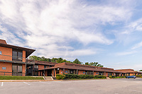 Exterior image of Eastpoint Office Park in Maryland by Jeffrey Sauers of Commercial Photographics,