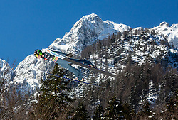 Anze Semenic (SLO) during the Trial Round of the Ski Flying Hill Individual Competition at Day 1 of FIS Ski Jumping World Cup Final 2019, on March 21, 2019 in Planica, Slovenia. Photo by Masa Kraljic / Sportida