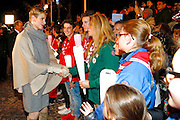 Well, she IS sparky: Princess Charlene honours Monaco's patron saint with Prince Albert by setting a fisherman's boat on fire in traditional ritual<br /> <br /> She marked her 38th birthday yesterday in characteristic low key style, and today Princess Charlene enjoyed celebrations of a different kinds as she fêted Monaco's patron saint.<br /> The royal stepped out with husband Prince Albert, 57, for the traditional remembrance service for St. Devote.<br /> St Devote's Day is a national holiday in Monaco in remembrance of their patron saint, a Christian martyr who was killed and tortured for her faith in the 4th century.<br /> <br /> The couple made their way through the crowds following a church service and stopped to shake hands with locals on their way.<br /> They also helped set light to a fishing boat - a tradition that's been going strong since the reign of Prince Louis II in 1942.<br /> <br /> According to legend, Christians saved St Devote's body and cast it off in a boat to Africa in the hope that once there she would receive a Christian burial.<br /> A dove then flew from her mouth and guided the boat to Monaco where it ran aground.<br /> <br /> The Saint is believed to have helped the principality in times of peril ever since.<br /> In line with the legend, Prince Albert and Princess Charlene took part in an annual ceremonial ritual remembering the Saint's final journey.<br /> They were given torches which they used to set fire to a fisherman's boat like the one that the Saint's body was carried on.<br /> Charlene looked elegant in a neutral colour palette for the occasion, teaming her nude coloured coat with voluminous sleeves with a pair of matching tawny suede knee boots. <br /> It's not the first time the Princess has chosen the footwear to complement her outfit for an important occasion. <br /> She previously sported the boots at the official presentation of her twins Prince Jacques and Princess Gabriella last January.   <br /> Charlene showed only a 