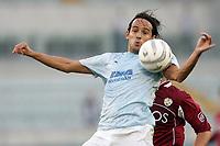 Fotball<br /> Italia Serie A<br /> 29.10.2006<br /> Lazio v Reggina 0-0<br /> Foto: Inside/Digitalsport<br /> NORWAY ONLY<br /> <br /> Simone Inzaghi (Lazio)
