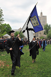 Yale University Commencement 2009 plus Congregration and Activities before the Ceremony on Cross Campus