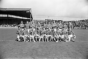 04/09/1966<br /> 09/04/1966<br /> 4 September 1966<br /> All-Ireland Minor Hurling Final: Cork v Wexford at Croke Park, Dublin.<br /> The Cork Minor team.