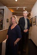 LUCY HUGHES-HALLETT; DAN FRANKLIN, Fashion and Gardens, The Garden Museum, Lambeth Palace Rd. SE!. 6 February 2014.
